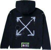 factor Centelleo Asesino  NikeLab X Off-white Mercurial Hoodie Black Size XL DS out for sale online    eBay