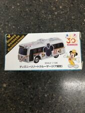 Tomica Tokyo Disneyland 30th Anniversary Resort Cruiser Diecast Car Tomy RARE