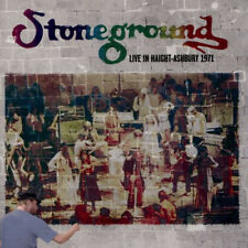 Stoneground : Live in Haight-Ashbury 1971 CD (2015) ***NEW***