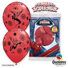 Ballons de fête spider-man pour la maison