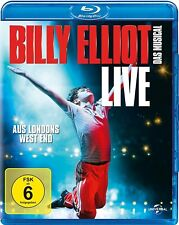 BILLY ELLIOT LIVE, Das Musical (Blu-ray Disc) NEU+OVP