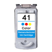 1x Color Ink Cartridge for Canon CL 41 PIXMA MP470 iP1600 iP2600 iP6310D iP6220D