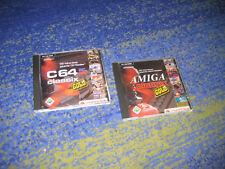 Über 400 C64 Amiga Spiele für PC mit Menü viele C64 Amiga Classix Games C 64 neu