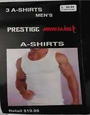 3 pack Slim Muscle Tank Firming Compression Slimming Under Shirt