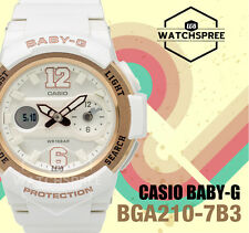 Casio Baby-G Sporty BGA-210 Analog Digital Watch BGA210-7B3 AU FAST & FREE