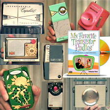New listing Vintage transistor radio collector Dvd Video Volume Two, Handy, Wrobbel