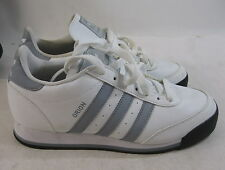 Adidas Originals Orion White Silver Grey Leather Sneakers G59268 Size