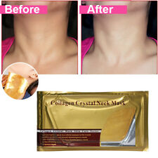 Collagen Crystal Moisturizing Brightening Neck Masks Anti Ageing Skin Care Mask