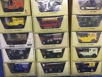 Matchbox Models Of yesteryear..15 Vans.....job lot/collection in Straw boxes