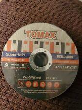 20 Pack Cut Off Cutting Wheel 4 12x004x 78 Cutting Disc Ultra Thin Us Ship