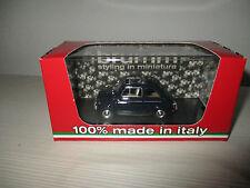 FIAT NUOVA 500D APERTA 1960 BRUMM R404-08 SCALA 1:43