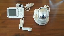 Used! Vtech baby monitor Vm333 Bu. Needs New Cord. See description.