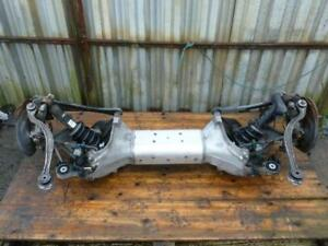PEUGEOT 508 REAR AXLE / REAR BEAM WITH DISCS AND ABS