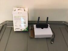 Official Microsoft XBOX 360 Wireless Network Internet Adapter Black USB WiFi