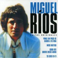 Miguel Rios - Exitos Originales   *CD*   NEU&OVP/SEALED!