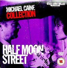 DVD Daily Mail Promo HALF MOON STREET Michael Caine & Sigourney Weaver as Escort
