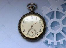 DOXA Hunting Hunter Art Deco Swiss antoque men's mechanical Pocket Watch