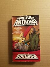 Bio of a Space Tyrant: Statesman Vol. 5 by Piers Anthony (1986, Paperback)