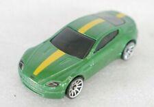 ❤️ 2020 Hot Wheels Aston Martin V8 Vantage Green Loose From Exotics 5 Pack