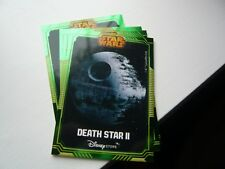 Star Wars Disney Store Exclusive Limited Edition Collectors Card Death Star 2