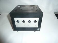 Nintendo GameCube Video Console Only Jet Black In excellent working condition