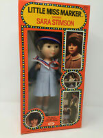 Little Miss Marker Sara Stimson Doll Orig Box 1980 Ideal Collectable