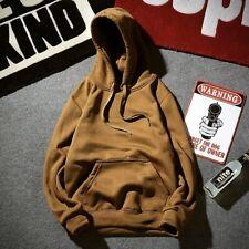 Men's Sweatshirts Fashion Hooded Streetwear Leisure Loose Clothing Tops Hoodies