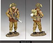 BATTAGLIA di curvatura WW2 British Walking Bren Gunner BBB05 BBB005