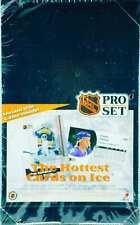 1991 Pro Set NHL Pro Set Series 1 (English) Hockey Wax Pack 36 Pack Box