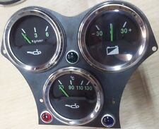 Renault Alpine a110 Set (Temperature Gauge + Pressure Gauge + Ammeter)