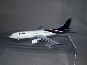 Aeroclassics Airbus A300-600 Thai Airways 1/400 scale