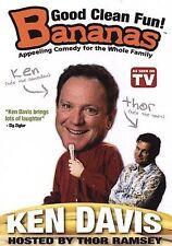 Bananas Comedy - Ken Davis (DVD, 2005)