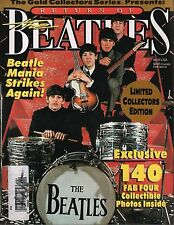 The Gold Collectors Series Return of the Beatles 1995 Magazine EX 112415DBE