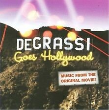 DEGRASSI GOES HOLLYWOOD - MUSIC FROM THE ORIGINAL MOVIE! - CD - NEW
