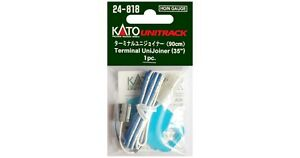 NEW KATO UNITRACK 24-818 POWER JOINER/FEED