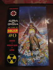 VALIANT SOLAR MAN OF THE ATOM HARDCOVER WITH SLIPCASE AND POSTER-VERY NICE