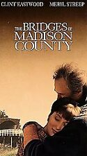 The Bridges of Madison County (VHS, 1996)