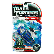 GENUINE Transformers 3 Autobot TOPSPIN FIGURE DOTM **Post from Melbourne*