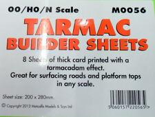 New Metcalfe MO056 Tarmac (OO/HO Gauge Building Sheets)