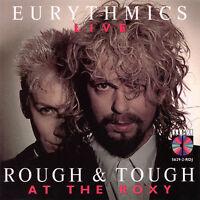 Eurythmics - Rough & Tough Live at the Roxy - 1986 Promo NEW CD