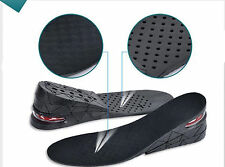 Women Man Height Increase layer Foot Heel Support Insole Shoes Air Cushion Pads