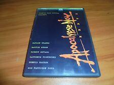 Apocalypse Now Redux (DVD, Widescreen 2001) Martin Sheen, Marlon Brando Used