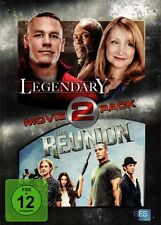 DVD   The Reunion + Legendary   Movie 2 Pack   Mit WWE Superstar John Cena   Neu