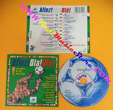 CD ALLEZ!OLA!OLE!the music of the world cup 1998 compilation no lp mc dvd (C6)