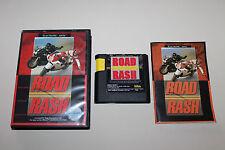 ROAD RASH 1 I *US Import* EA 1991 SEGA GENESIS Mega Drive in OVP + Anleitung RAR