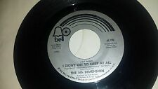 THE 5TH DIMENSION The River Witch / I Don't Get To Sleep At All BELL 195 45