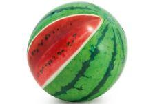 Intex Strandball groß Melone ca. 71cm großer Wasserball aufblasbar