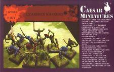 LIZARDMEN WARRIORS - Caesar Miniatures F107- 1/72 Scale