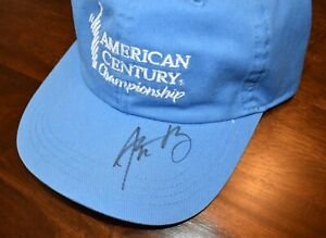 AARON RODGERS SIGNED AMERICAN CENTURY HAT GREEN BAY PACKERS RODGERS AUTOGRAPH
