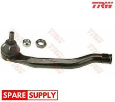 TIE ROD END FOR RENAULT TRW JTE1133